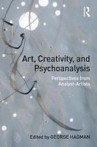 Art, Creativity, and Psychoanalysis