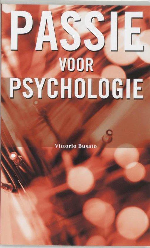 Passie Voor Psychologie - V. Busato |