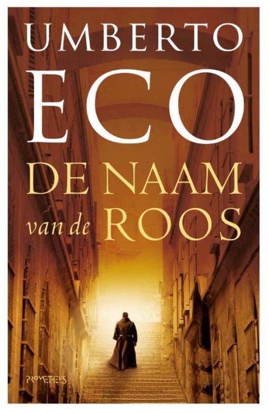De naam van de roos - Umberto Eco |