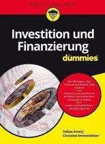 Investition und Finanzierung fur Dummies