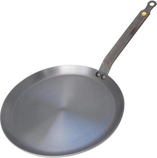 DeBuyer Mineral B Element Crêpe- en pannenkoekenpan - Ø 30 cm