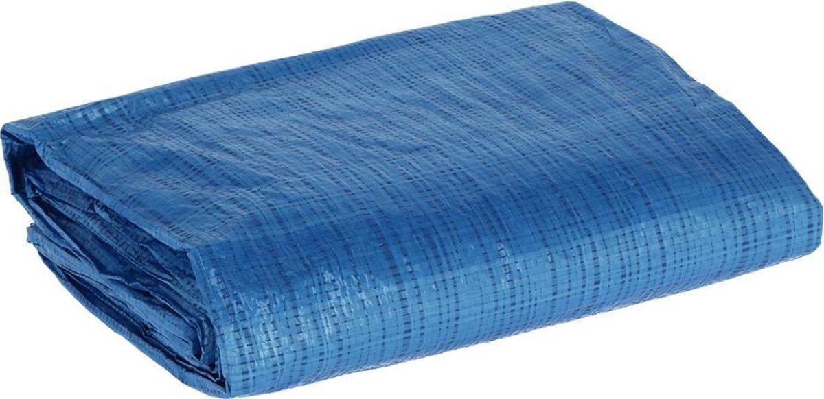 Benson dekzeil 4x6 meter Blauw