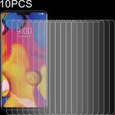 Let op type!! 10 PCS 0 26 mm 9H 2.5D explosieveilige getemperd glas Film voor LG V40