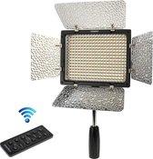 YONGNUO YN300 II LED-videocamera Lichtkleur Temperatuur instelbaar dimmen