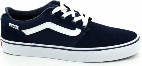 bol.com | Vans Sneakers - Atwood - Maat 43 - Mannen - blauw/wit