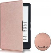i12Cover - Premium Business Slimfit Sleepcover voor Kobo Aura H2O - Rose-Goud