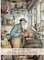 Verjaardagskalender Anton Pieck 'Oude Ambachten'