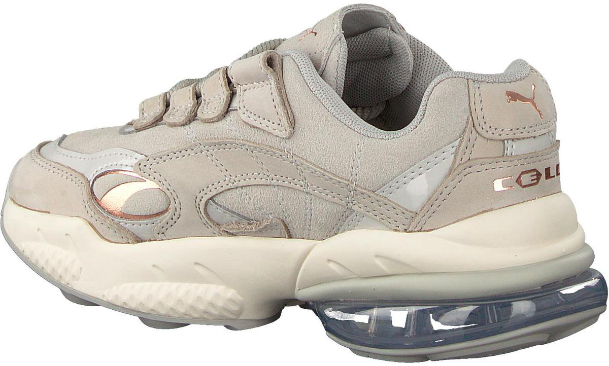 Puma Dames Sneakers Cell Venom Patent Wn's - Grijs - Maat 37 y3rb0