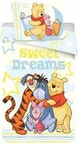 Disney Winnie the Pooh Sweet Dreams - Dekbedovertrek - Eenpersoons - 140 x 200 cm - Multi