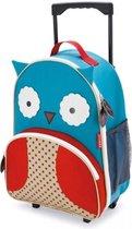Skip Hop Zoo Handbagage koffer 41 cm - Uil