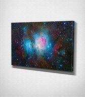 Galaxy Canvas | 40x60 cm
