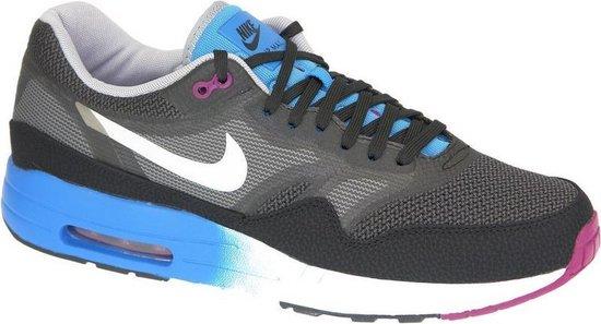 bol.com | Nike Air Max 1 Sneakers Heren - zwart - Maat 44.5
