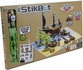 Stikbot Movie Set Pirates