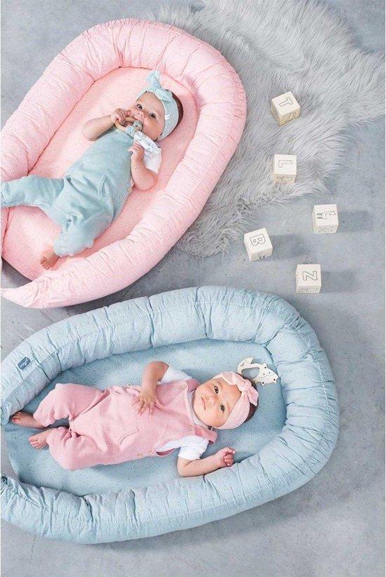 Jollein Babynestje Mini Dots Blush Pink