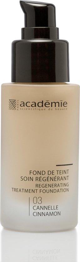 Académie Foundation Regenerating Treatment Foundation 03 Cinnamon