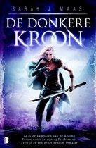 Glazen troon 2 - De donkere kroon