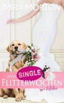 Omslag Zwei Singleflitterwochen zum Verlieben