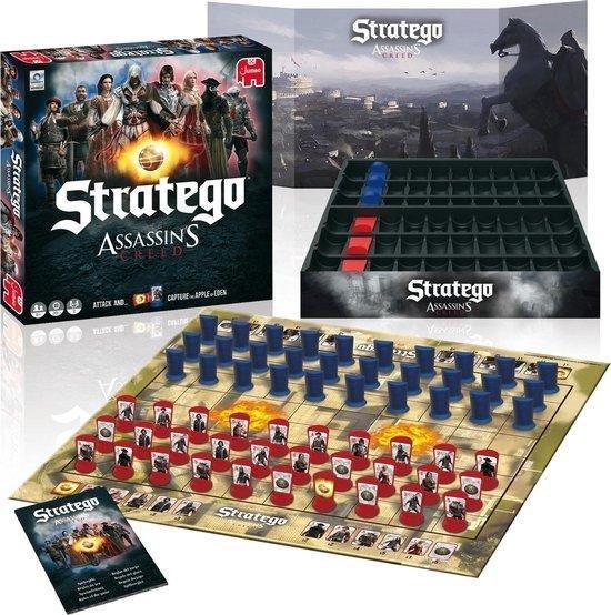 Thumbnail van een extra afbeelding van het spel Stratego Assassin's Creed