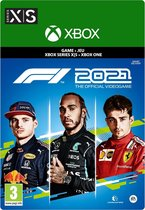 F1 2021: Standard Edition - Xbox Series X|S & Xbox One Download