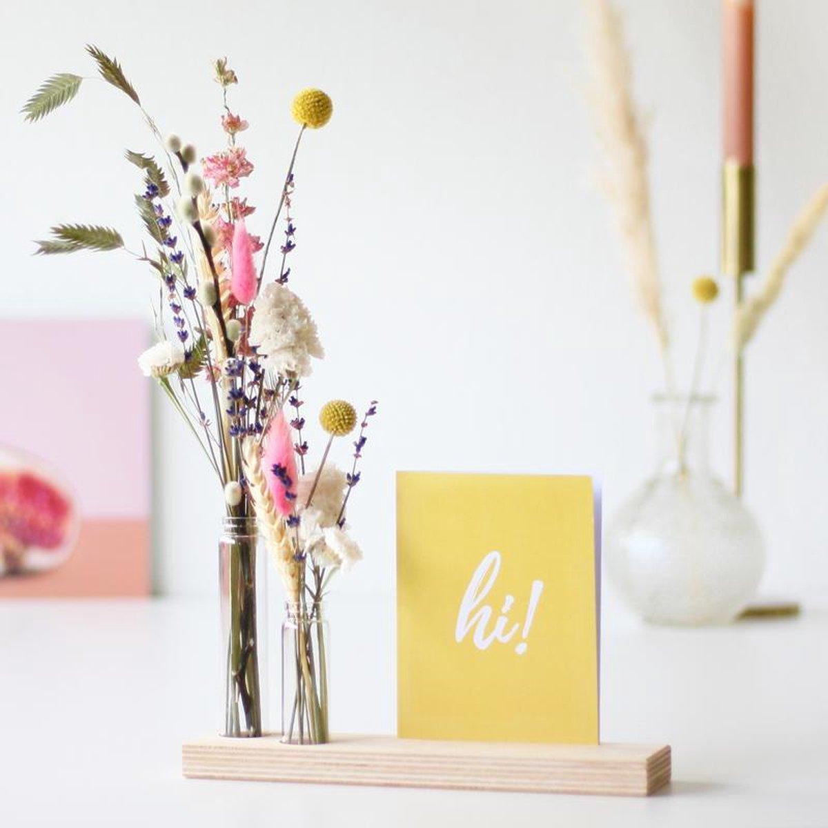 Bloomemory  Droogbloemen   Uniek cadeau   Bloompost