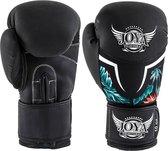 Joya Fightgear - (kick)bokshandschoenen - Tropical - Vrouwen - Groen - 14oz