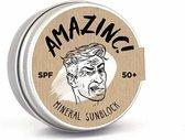 Surf Zinc - Sunblock - SPF50 - Beige Brown - 25gr Beige Brown