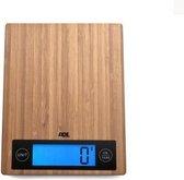 ADE - Weegschaal digitaal - Weegschaal Ramona bamboe