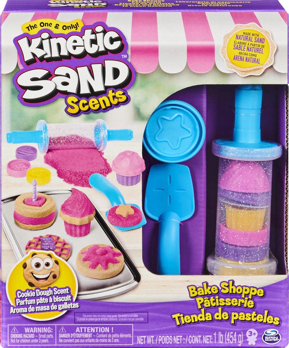 Kinetic Sand - Geurend Kinetic Sand-Speelset Bakkerij - 454 g