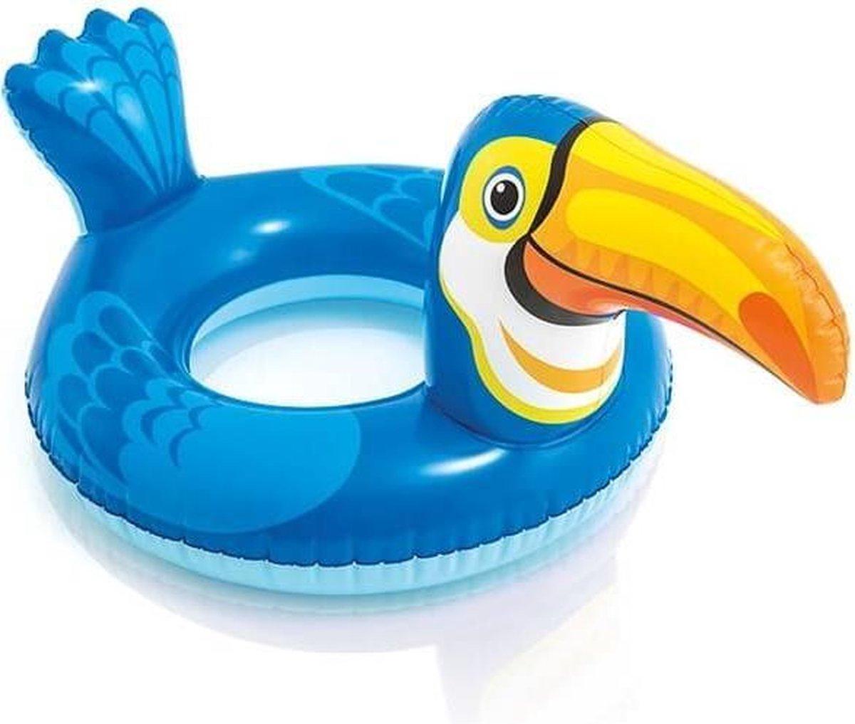 Trend24 - Zwemband in diervorm-Vogel