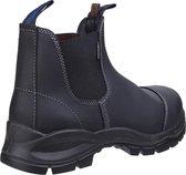 Blundstone Volwassenen Unisex Dealer Boots (Zwart)