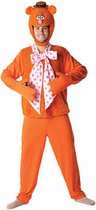 The Muppets Fozzie beer kostuum 48-50 (m)