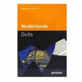 Prisma Pocketwoordenboek Nederlands-Duits / Prisma Dutch-German Pocket Dictionary