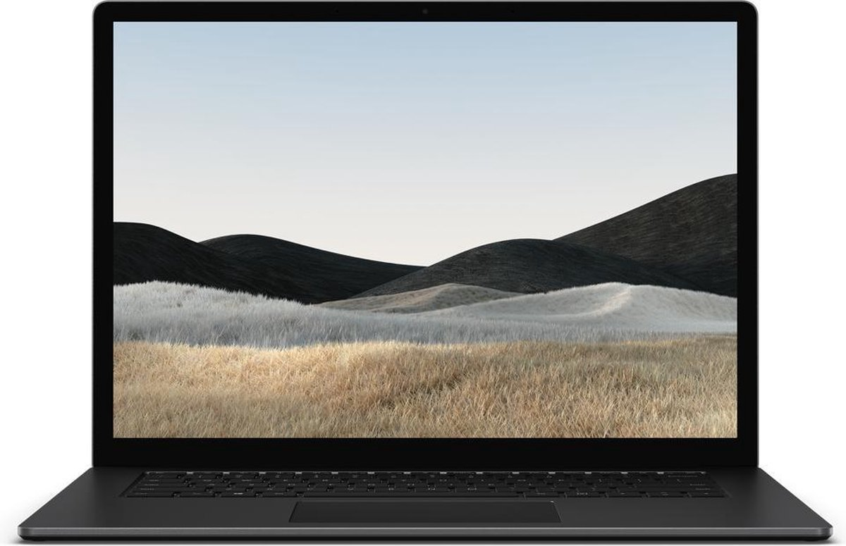 "Microsoft Surface Laptop 4 LPDDR4x-SDRAM Notebook 34,3 cm (13.5"") 2256 x 1504 Pixels Touchscreen Intel® 11de generatie Core™ i5 8 GB 512 GB SSD Wi-Fi 6 (802.11ax) Windows 10 Home Zwart"