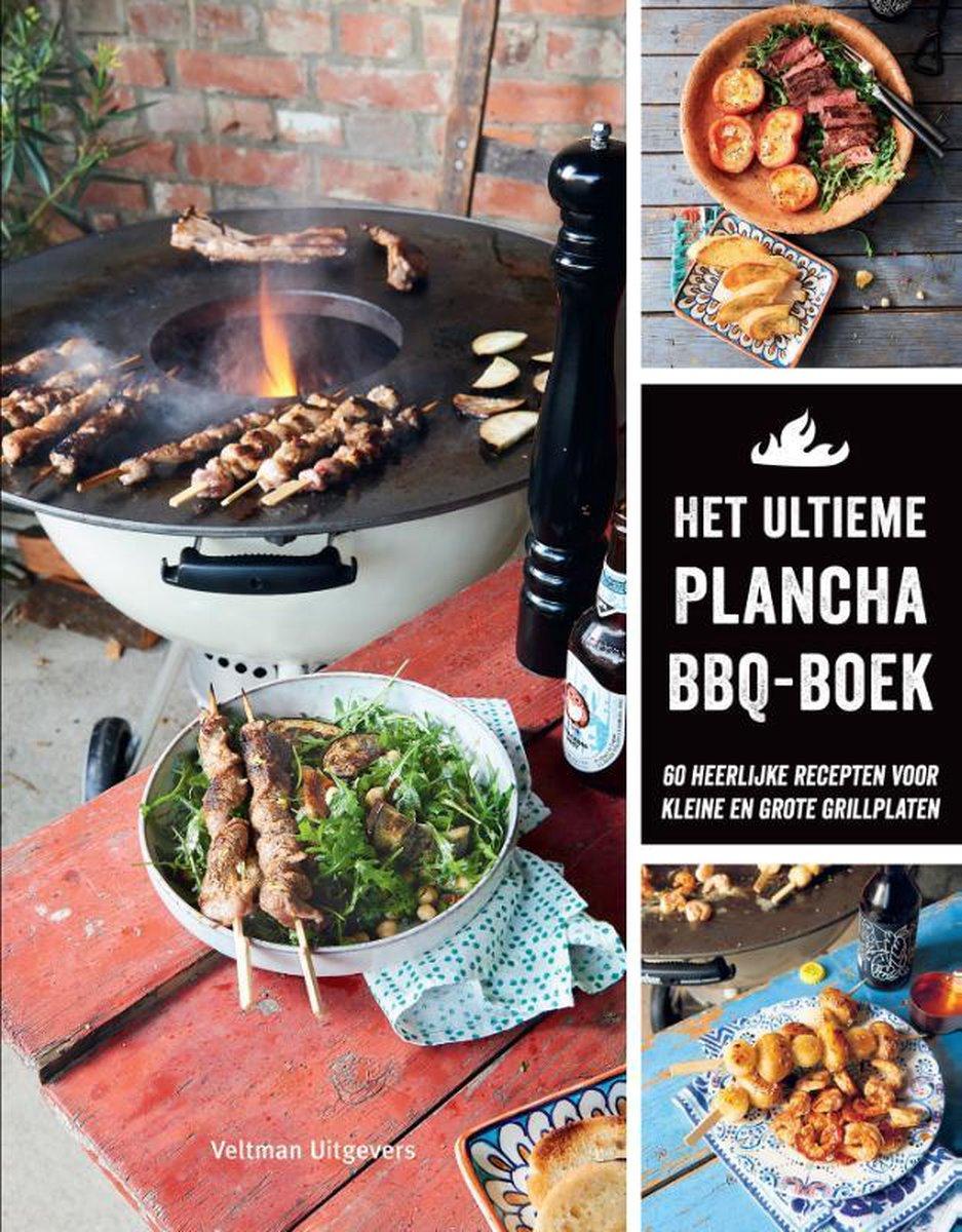 Het ultieme Plancha BBQ boek