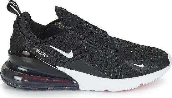 Nike Air Max 270 Sneakers Maat 45 Mannen zwartwit