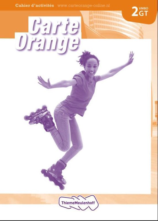 Carte orange / 2 VMBO-gt Cahier d activites - Marjo Knoop |