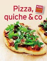 Afbeelding van Mini kookboekjes - Pizza, quiche & co