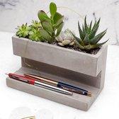 Kikkerland Desktop planter - Groot