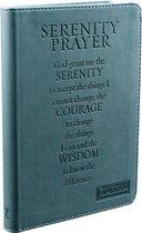 Afbeelding van Prayer Journal - Gebeds Dagboek - Serenity Prayer - Turquoise