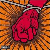 CD cover van St. Anger van Metallica