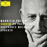 24 Preludes; Nocturnes; Mazurkas; Scherzo