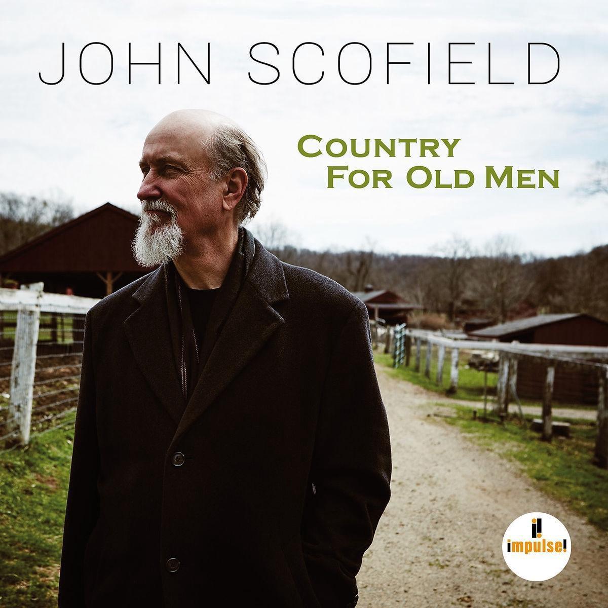 Scofield John - Country For Old Men - John Scofield
