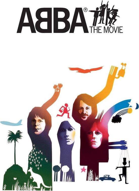 Cover van de film 'Abba - The Movie'