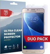 Rosso Samsung Galaxy J5 2016 Ultra Clear Screen Protector Duo Pack