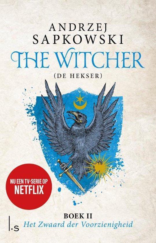 Boek cover The Witcher 2 -   Het Zwaard der Voorzienigheid van Andrzej Sapkowski (Paperback)