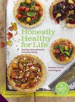 Boek cover Honestly Healthy for Life van Natasha Corrett