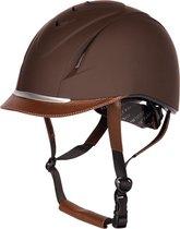 Harry's Horse Veiligheidscap, Challenge bruin L/XL