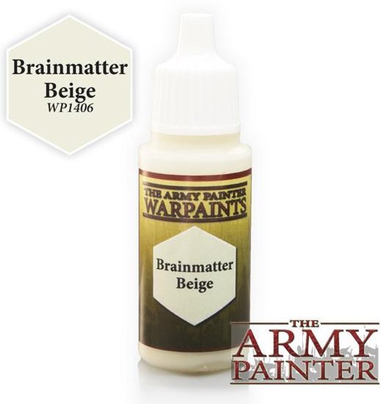 Afbeelding van het spel Brainmatter Beige (The Army Painter)