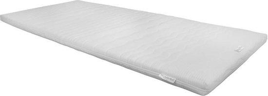 Bedworld Topper - Koudschuim HR45 - 90x200 - 7 cm matrasdikte Medium ligcomfort - Bedworld Collection
