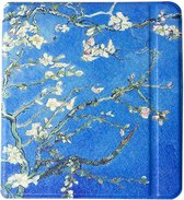 Shop4 - Kobo Libra H2O Hoes - Book Cover Bloesembo